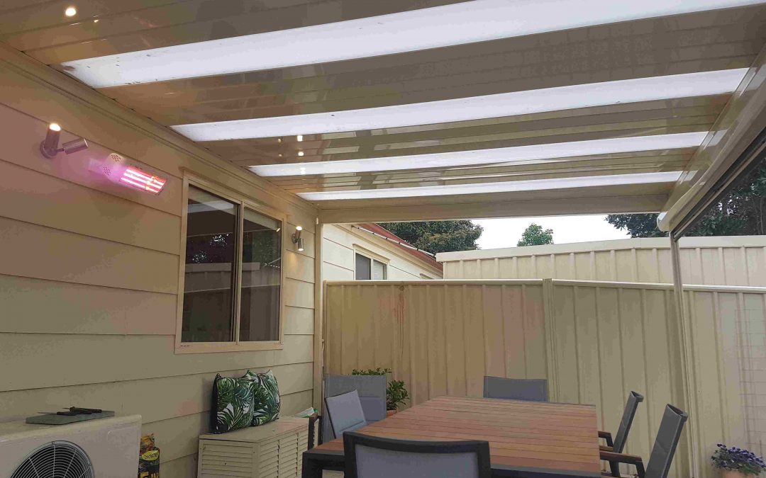 Short wave infrared Case Study – Residential Outdoor Area